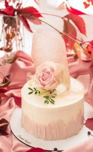 Праздничные Торт Роза