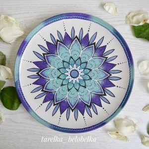 Майстри Декоративна тарілка