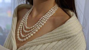 Намисто ручної роботи Намисто з перлів