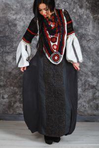 Спідниці з вишивкою Спідниця в стилі бохо