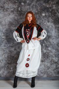 Городецкая Светлана Костюм в этно-бохо стиле