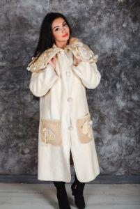 Пальто ручної роботи Пальто