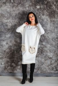 Платья ручной работы Платье в стиле бохо