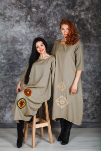 Платья ручной работы Платья в стиле бохо