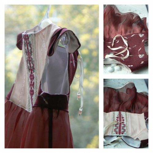 Платье 12-24 мес.