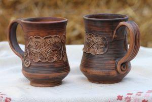 Керамика ручной работы Чашка для чая
