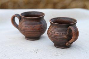 Керамика ручной работы Чашки для кофе