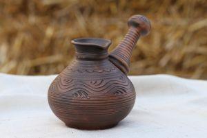 Керамика ручной работы Турка для кофе