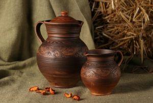 Ceramics Глечики