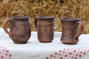 Керамика ручной работы Чашки для чая