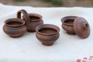 Керамика ручной работы Солонки