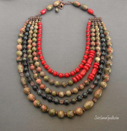 Ожерелье Карпатские сказки