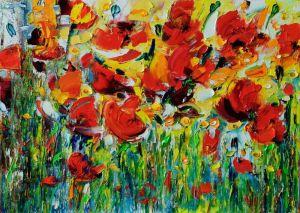 """Artists """"Червоні квіти"""""""