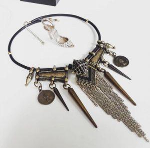 Ожерелья и колье ручной работы Чокер Средневековый