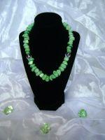 Нефрит-ожерелье