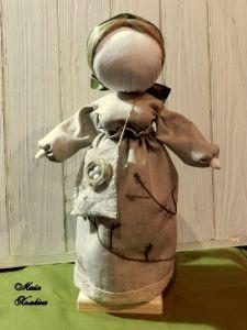 "Куклы ручной работы Кукла-мотанка ""Девушка-Весна"""