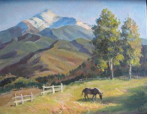 Original artworks Говерла