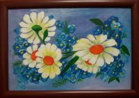 """Белые цветы"""