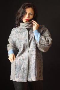 Жакеты ручной работы Куртка валяная