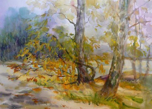 Осенний дуэт