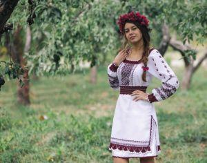 Клим Анна Платье женское ручная работа 4