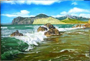 """Мальовані картини Картина """"Море"""""""
