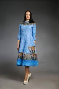 Платье Атлантида