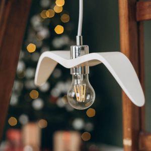 Лампи Дерев`яний світильник, дизайн птаха. Ручна робота. Дизайнерська люстра (розмір птаха більший А)
