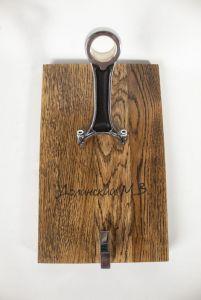 Мебель ручной работы Настенное крепление для мото шлема Pride&Joy