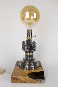 Декор для дому Настільна лампа Pride&Joy Industrial