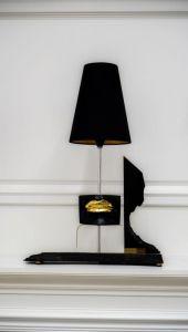 Светильники ручной работы Арт светильник Pride&Joy с абажуром