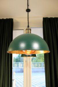 Декор для дома Декоративный подвесной светильник Pride&Joy с золотой поталью