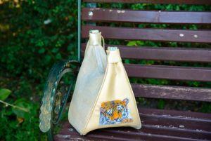 Мастерская Творческая Сова Сумка-рюкзак Амурский тигр