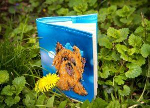 Обложка на паспорт для собак