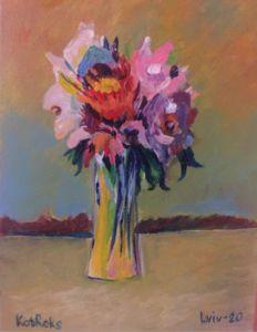 Разное Весенний букет цветов