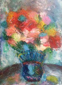 Разное Праздничный букет цветов