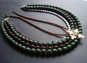 Зеленое ожерелье