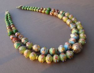 Beaded necklaces Свіжість