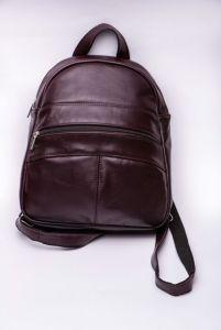 Рюкзак ручной работы Рюкзак из натуральной итальянской кожи