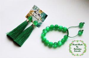 Jewelry sets Браслет та сережки-китиці