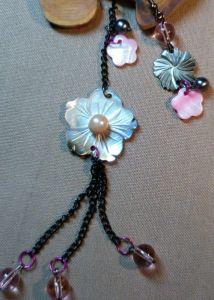 """Earrings Асиметричні сережки """"Срібляста квіточка"""""""