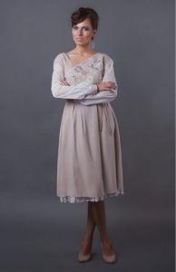 Женские вышиванки Платье №3