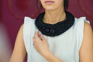 Ожерелье из текстиля Pectoral 7