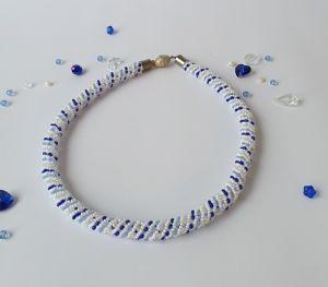Ожерелья и колье ручной работы Жгут - колье Нежность