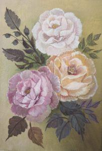 Разное Дамасские розы