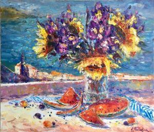 Кислякова Алла Цветы солнца