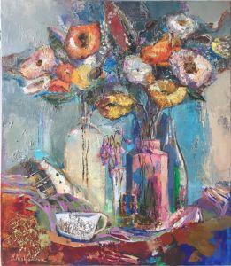 Кислякова Алла Апрельские цветы