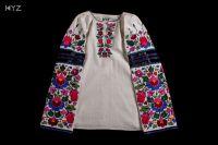 Дизайнерская стилизованная борщевская рубашка