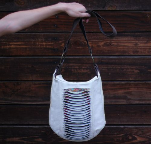 Кожаная сумка BC 004