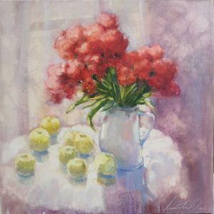 Картины маслом Твоя весна